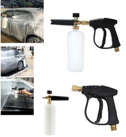 "1/4"" Snow Foam Washer Gun Car Wash Soap Lance Cannon Spray P"