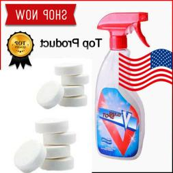 10x V Clean Spot Multifunctional Effervescent Spray Cleaner