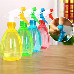 1PC Empty Spray Bottle Plastic Watering Spray Flowers Spray