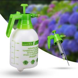 2L Plastic Hand Sprayer Pressure Pump Spray Bottle Garden Pl