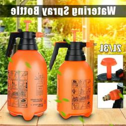 3/2L Pressure Garden Spray Bottle Handheld Sprayer Home Wate