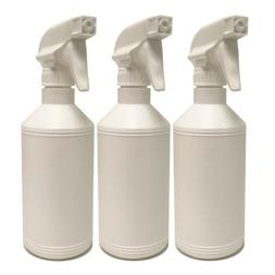 3 Plastic Spray Bottle 16 Oz Mist Flower Sprayer Hair Salon