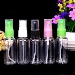 30ml 5Pcs Clear Transparent Plastic Perfume Atomizer Empty S