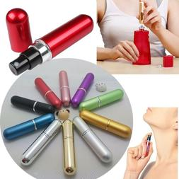 3pcs 5ml Mini Refillable Travel Portable Perfume Atomizer Bo