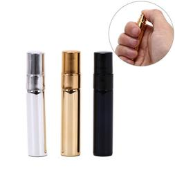 5ml refillable perfume container empty cosmetic atomizer bot