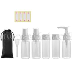 Portable Container Refillable Perfume Cosmetics Liquid Spray