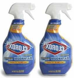 Clorox AC1602 Disinfecting Bathroom Cleaner Spray Bottle, 30