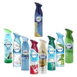 Febreze Air Freshener Spray 300ml Select Quantity and Scents