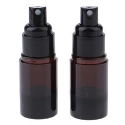 Airless Pump Spray Bottle Refillable Travel Makeup Cosmetic