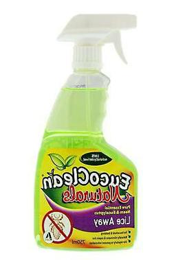 All Natural Eucoclean Lice Away, 25.4oz Spray Bottle - Neem
