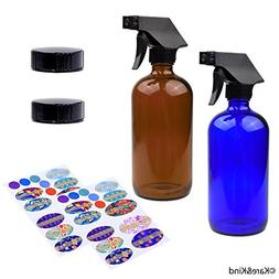 Kare & Kind Essential Oil Bottle Kit. 2 Essential Oil Bottle
