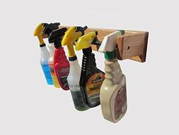 "Standard Spray Bottle Rack, 24"" Long"
