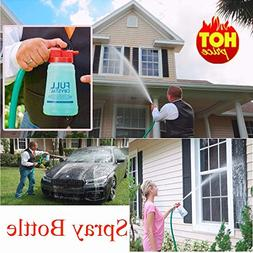 Full Outdoor Crystal Clean Brush Glass Cleaner Spray Mighty