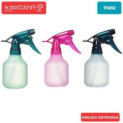 Empty Spray Bottle, Frosted Assorted Colors 8 oz