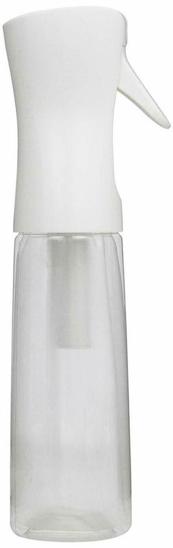 Flairosol Empty Clear Spray Bottle, Continuous Water Mister
