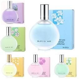 Flower Perfume for Lady Long Lasting Natural Fragrance Bottl
