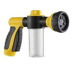 Buyplus Garden Hose Nozzle Foam Car Washer Soup Water Gun wi