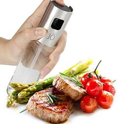 Olive Oil Sprayer for Cooking Baking Barbecue Fryer, Portabl