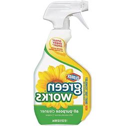 Green Works All-Purpose Cleaner, 32oz Spray Bottle