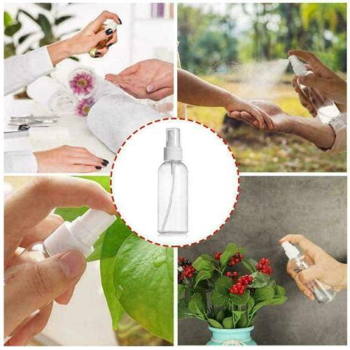 100ml Transparent Perfume Spray Bottle