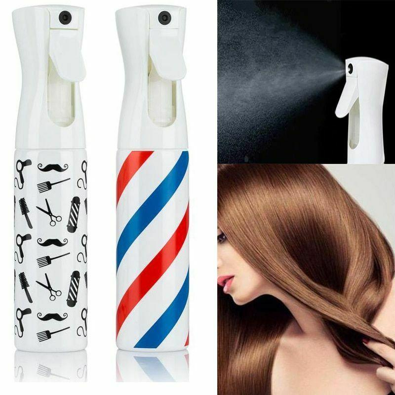 150/300mL Salon Barber Hair Mist Spray Empty Bottle Hairdres