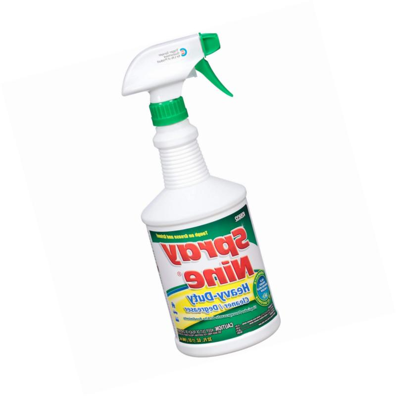 26832 heavy duty cleaner degreaser and disinfectant