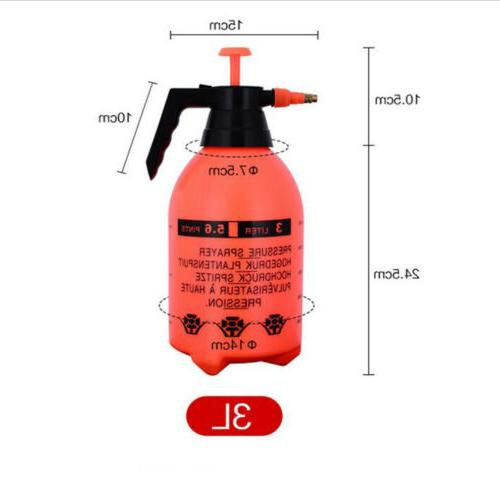 2L/3L Portable Chemical Sprayer Pump Garden Spray