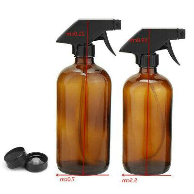 2Pcs Glass Spray Aromatherapy Trigger