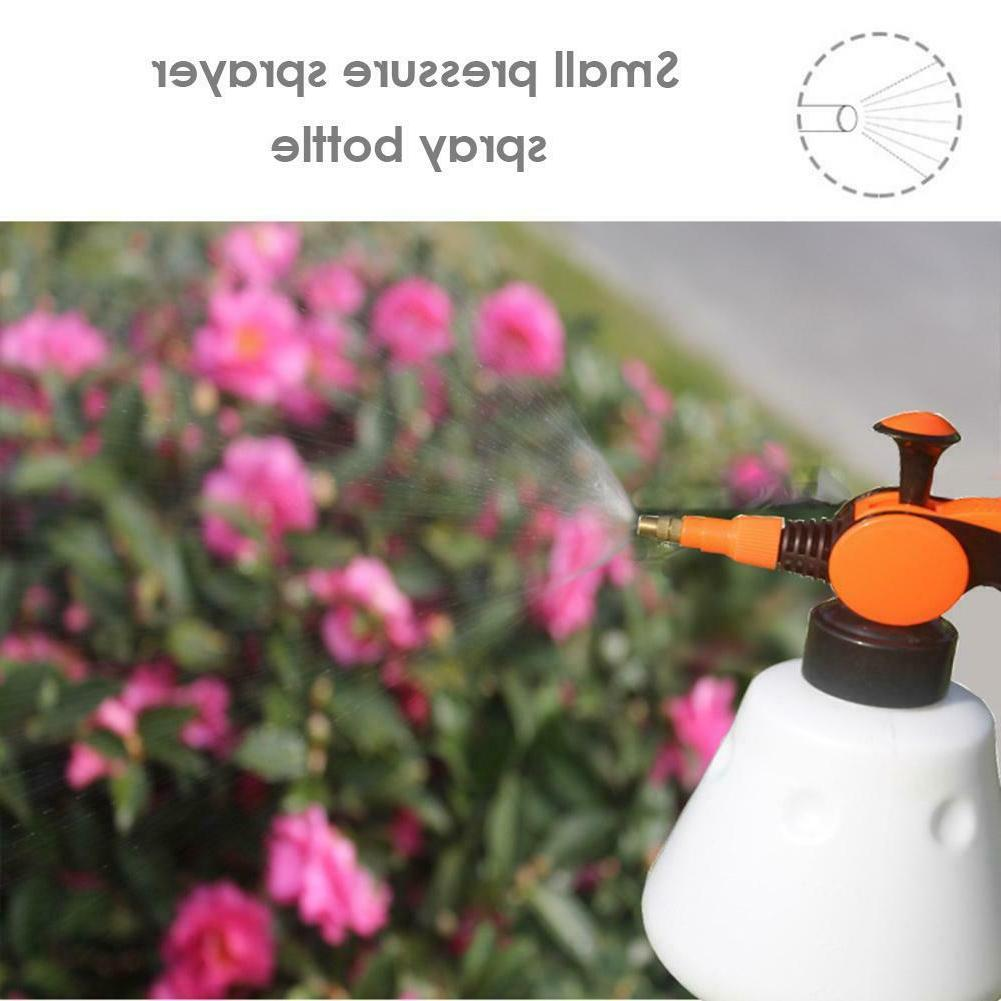3L Chemical Pump Pressure Garden Spray Bottle Handheld
