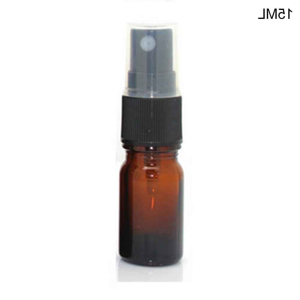5-100ML Reagent Amber Liquid Pipette Essential <font><b>Spray</b></font> Container <font><b>Bottles</b></font> Travel