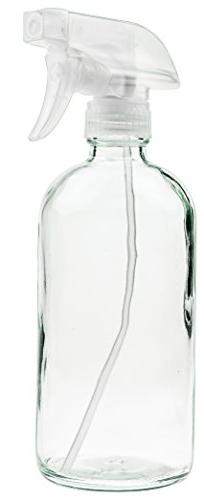 Glass Spray Empty Refillable 16 Container is Essential Oils, Products, Homemade Plants Vinegar