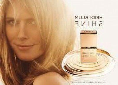 New Heidi Klum Shine Natural Spray Fragrance Eau de Toilette