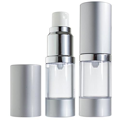 airless bottle container