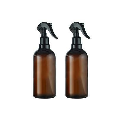 Amber Bottles Sprayer 500ML