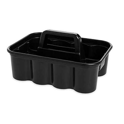 deluxe carry cleaning caddy