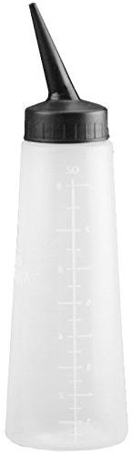 Tolco Empty Applicator Bottle with Slant Tip 8 oz. - 6 piece