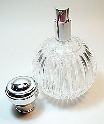 Men's perfume/cologne atomizer spray pump and over