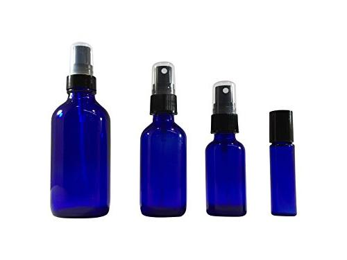 Mist Medicine Round Bottles Scents, Travel, Perfume Bath, Cooking, Laundry,