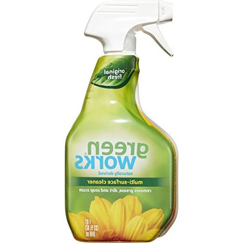 green works multi surface cleaner