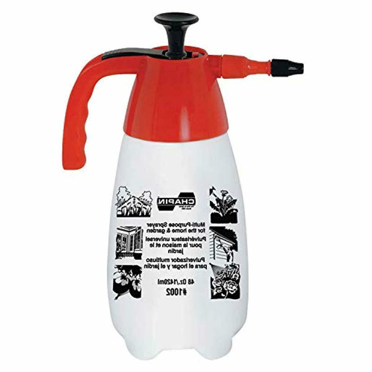 pressurized spray bottle hand held pump pressure