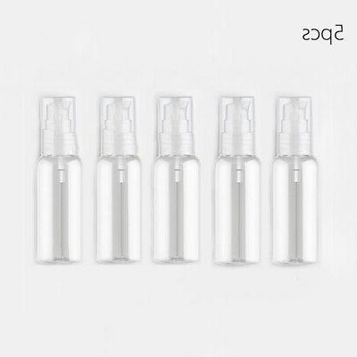 Travel Bottles Plastic Refillable Carry Makeup