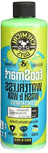 Chemical Guys WAC70716 EcoSmart - Hyper Concentrated Waterle