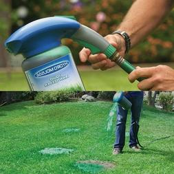 Liquid Lawn Garden Hydro Mousse Seeding System Lawn Care See