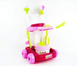 NBD Corp Kids Little Helper Portable Cleaning Set with Instr