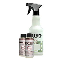 Mrs. Meyer's Glass Cleaner Concentrate Variety Pack, 1 Empty