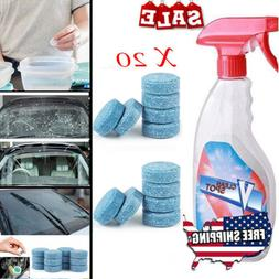 Multifunctional Effervescent Spray Cleaner + V Clean Spot Bo
