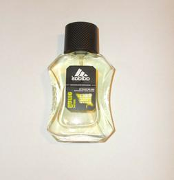 NEW ADIDAS PURE GAME EAU DETOILETTE  NATURAL SPRAY BOTTLE 1.