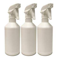 Plastic Trigger Spray Bottle 16 OZ Heavy Duty Chemical Resis
