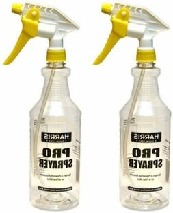 Harris Professional Spray Bottle 32Oz , All-Purpose With Cle