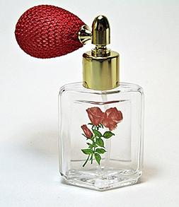 Alice-Aliya Refillable Glass perfume atomizer bottle with Fl